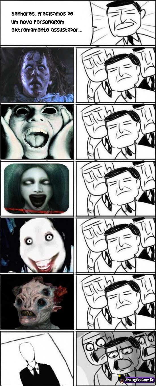 assustador