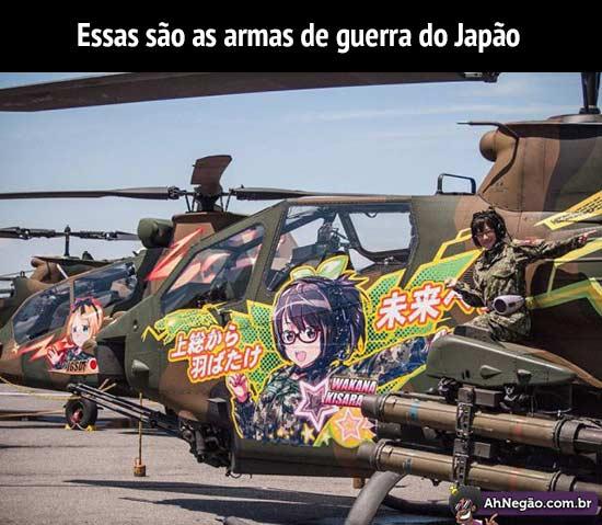 japao helicóptero